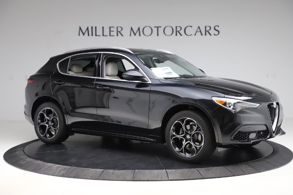 New 2020 Alfa Romeo Stelvio Ti Q4 for sale $52,895 at Pagani of Greenwich in Greenwich CT 06830 10