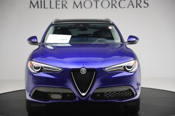 New 2020 Alfa Romeo Stelvio Ti Q4 for sale $50,695 at Pagani of Greenwich in Greenwich CT 06830 12