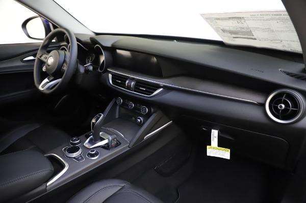 New 2020 Alfa Romeo Stelvio Ti Q4 for sale $50,695 at Pagani of Greenwich in Greenwich CT 06830 23