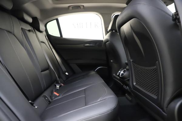 New 2020 Alfa Romeo Stelvio Ti Q4 for sale $50,695 at Pagani of Greenwich in Greenwich CT 06830 26