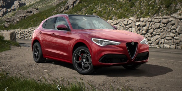 New 2020 Alfa Romeo Stelvio Ti Lusso Q4 for sale $54,745 at Pagani of Greenwich in Greenwich CT 06830 2
