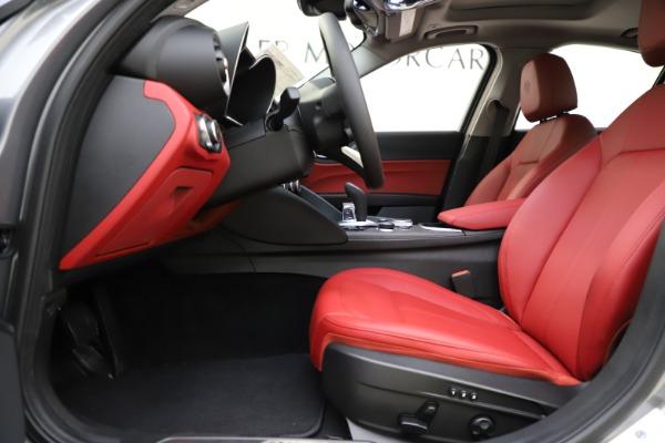 New 2020 Alfa Romeo Giulia Ti Q4 for sale Sold at Pagani of Greenwich in Greenwich CT 06830 15