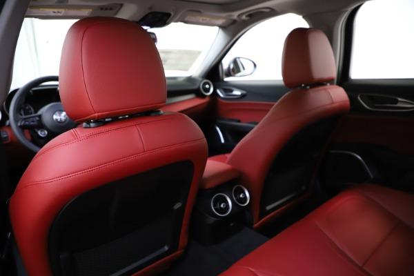 New 2020 Alfa Romeo Giulia Ti Q4 for sale Sold at Pagani of Greenwich in Greenwich CT 06830 21
