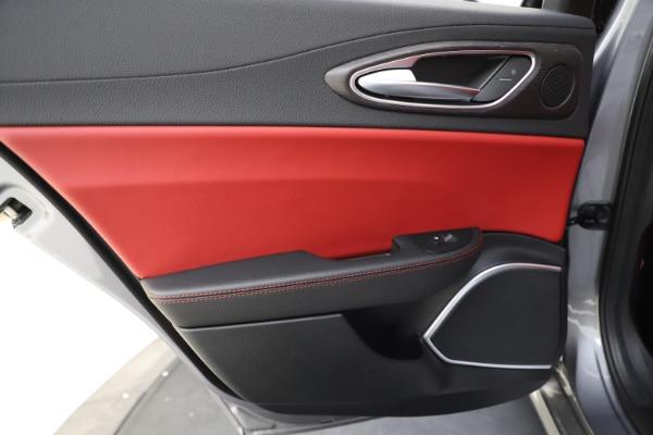 New 2020 Alfa Romeo Giulia Ti Q4 for sale Sold at Pagani of Greenwich in Greenwich CT 06830 22