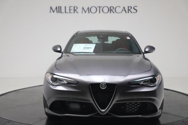 New 2020 Alfa Romeo Giulia Ti Sport Q4 for sale $51,095 at Pagani of Greenwich in Greenwich CT 06830 12