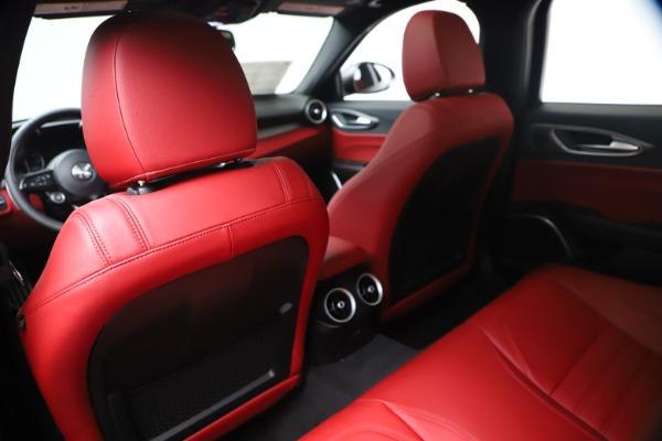 New 2020 Alfa Romeo Giulia Ti Sport Q4 for sale $51,095 at Pagani of Greenwich in Greenwich CT 06830 20
