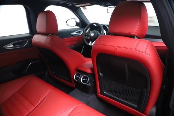 New 2020 Alfa Romeo Giulia Ti Sport Q4 for sale $51,095 at Pagani of Greenwich in Greenwich CT 06830 28