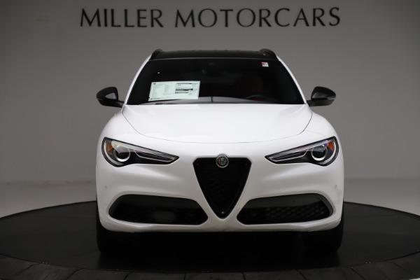 New 2020 Alfa Romeo Stelvio Ti Sport Q4 for sale Sold at Pagani of Greenwich in Greenwich CT 06830 12