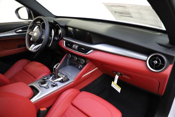 New 2020 Alfa Romeo Stelvio Ti Sport Q4 for sale Sold at Pagani of Greenwich in Greenwich CT 06830 26