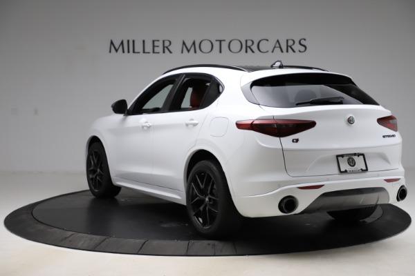 New 2020 Alfa Romeo Stelvio Ti Sport Q4 for sale Sold at Pagani of Greenwich in Greenwich CT 06830 5