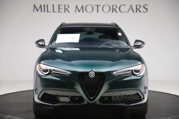 New 2020 Alfa Romeo Stelvio Q4 for sale $49,045 at Pagani of Greenwich in Greenwich CT 06830 1