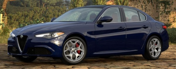 New 2020 Alfa Romeo Giulia Ti Q4 for sale $47,795 at Pagani of Greenwich in Greenwich CT 06830 1