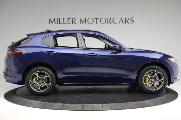 New 2020 Alfa Romeo Stelvio Sport Q4 for sale $50,895 at Pagani of Greenwich in Greenwich CT 06830 9
