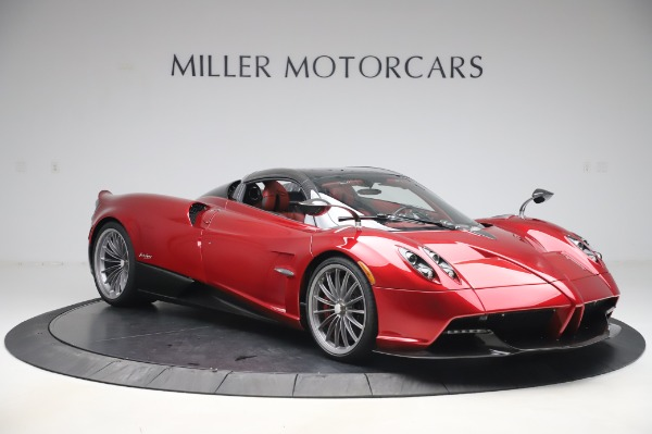 Used 2017 Pagani Huayra Roadster for sale Call for price at Pagani of Greenwich in Greenwich CT 06830 17
