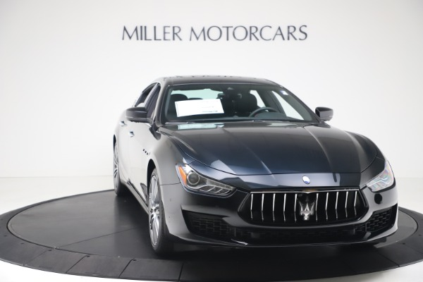 New 2020 Maserati Ghibli S Q4 for sale $87,285 at Pagani of Greenwich in Greenwich CT 06830 11