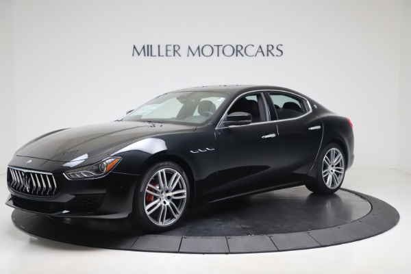 New 2020 Maserati Ghibli S Q4 for sale $87,285 at Pagani of Greenwich in Greenwich CT 06830 2