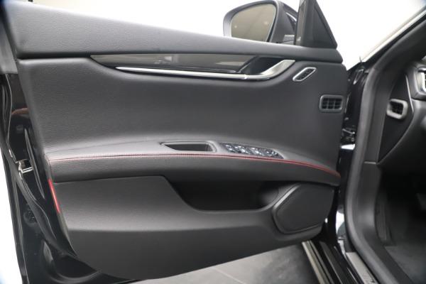 New 2020 Maserati Ghibli S Q4 for sale $87,285 at Pagani of Greenwich in Greenwich CT 06830 17