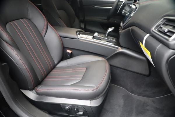 New 2020 Maserati Ghibli S Q4 for sale $87,285 at Pagani of Greenwich in Greenwich CT 06830 24