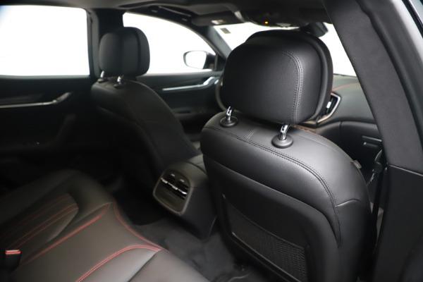 New 2020 Maserati Ghibli S Q4 for sale $87,285 at Pagani of Greenwich in Greenwich CT 06830 28