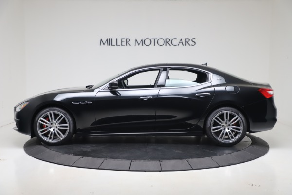 New 2020 Maserati Ghibli S Q4 for sale $87,285 at Pagani of Greenwich in Greenwich CT 06830 3