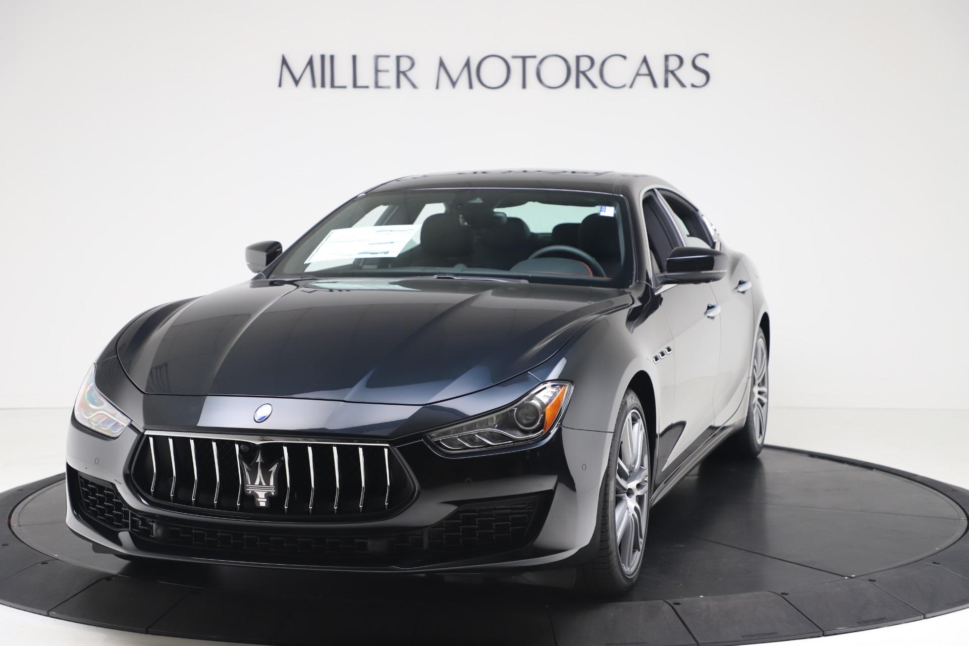New 2020 Maserati Ghibli S Q4 for sale $87,285 at Pagani of Greenwich in Greenwich CT 06830 1