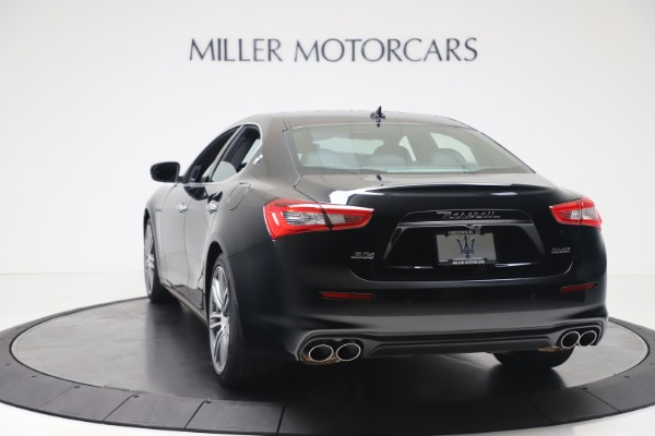 New 2020 Maserati Ghibli S Q4 for sale $87,285 at Pagani of Greenwich in Greenwich CT 06830 5