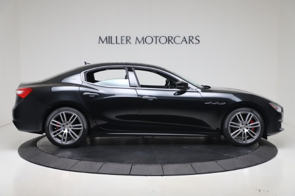 New 2020 Maserati Ghibli S Q4 for sale $87,285 at Pagani of Greenwich in Greenwich CT 06830 9