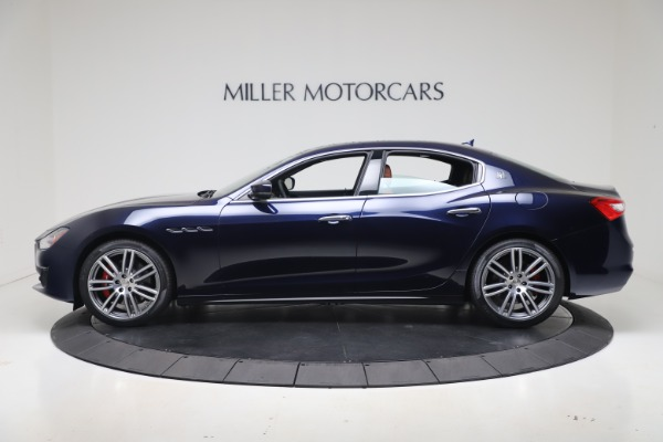 New 2020 Maserati Ghibli S Q4 for sale $87,285 at Pagani of Greenwich in Greenwich CT 06830 3