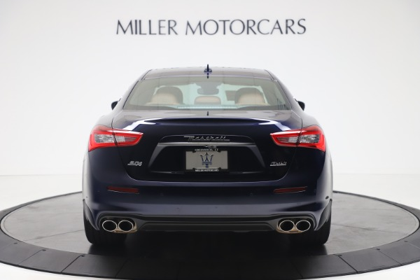 New 2020 Maserati Ghibli S Q4 for sale $87,285 at Pagani of Greenwich in Greenwich CT 06830 6