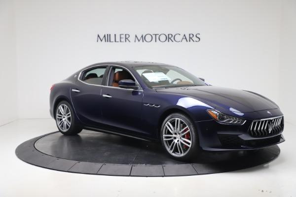 New 2020 Maserati Ghibli S Q4 for sale $87,285 at Pagani of Greenwich in Greenwich CT 06830 10