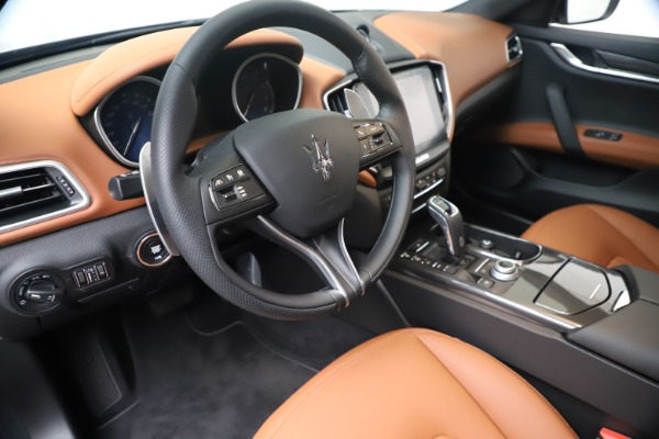 New 2020 Maserati Ghibli S Q4 for sale $87,285 at Pagani of Greenwich in Greenwich CT 06830 13