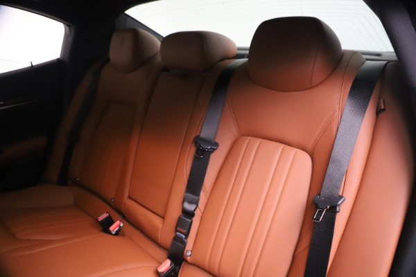 New 2020 Maserati Ghibli S Q4 for sale $87,285 at Pagani of Greenwich in Greenwich CT 06830 18