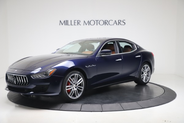 New 2020 Maserati Ghibli S Q4 for sale $87,285 at Pagani of Greenwich in Greenwich CT 06830 2