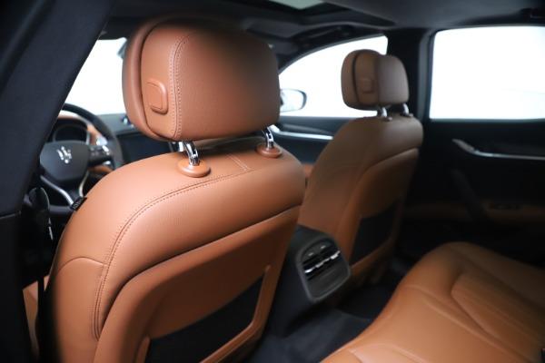 New 2020 Maserati Ghibli S Q4 for sale $87,285 at Pagani of Greenwich in Greenwich CT 06830 20
