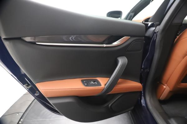 New 2020 Maserati Ghibli S Q4 for sale $87,285 at Pagani of Greenwich in Greenwich CT 06830 21