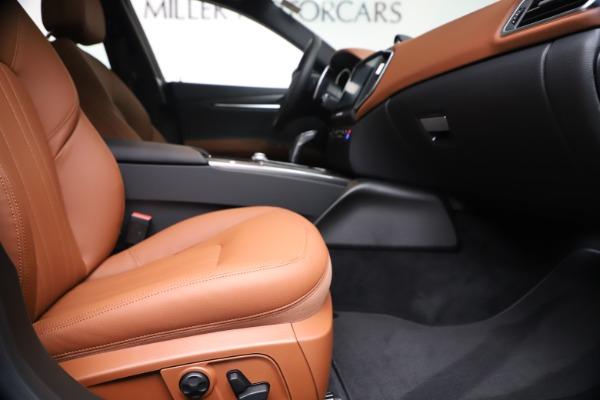 New 2020 Maserati Ghibli S Q4 for sale $87,285 at Pagani of Greenwich in Greenwich CT 06830 23