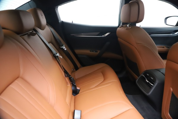 New 2020 Maserati Ghibli S Q4 for sale $87,285 at Pagani of Greenwich in Greenwich CT 06830 27