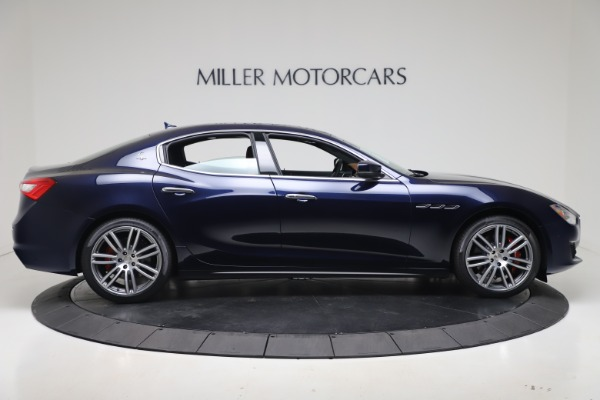 New 2020 Maserati Ghibli S Q4 for sale $87,285 at Pagani of Greenwich in Greenwich CT 06830 9