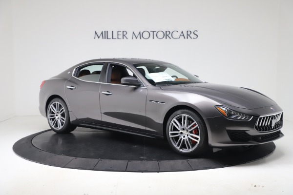 New 2020 Maserati Ghibli S Q4 for sale $87,285 at Pagani of Greenwich in Greenwich CT 06830 10