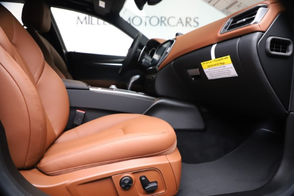New 2020 Maserati Ghibli S Q4 for sale $87,285 at Pagani of Greenwich in Greenwich CT 06830 23