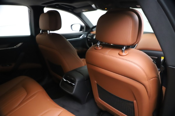 New 2020 Maserati Ghibli S Q4 for sale $87,285 at Pagani of Greenwich in Greenwich CT 06830 28