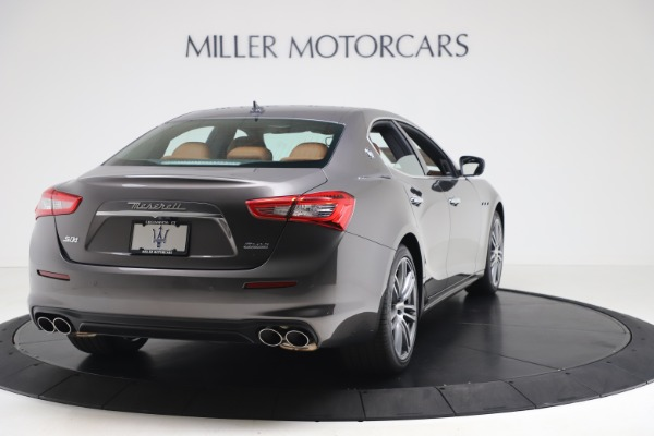 New 2020 Maserati Ghibli S Q4 for sale $87,285 at Pagani of Greenwich in Greenwich CT 06830 7