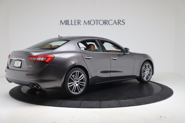 New 2020 Maserati Ghibli S Q4 for sale $87,285 at Pagani of Greenwich in Greenwich CT 06830 8