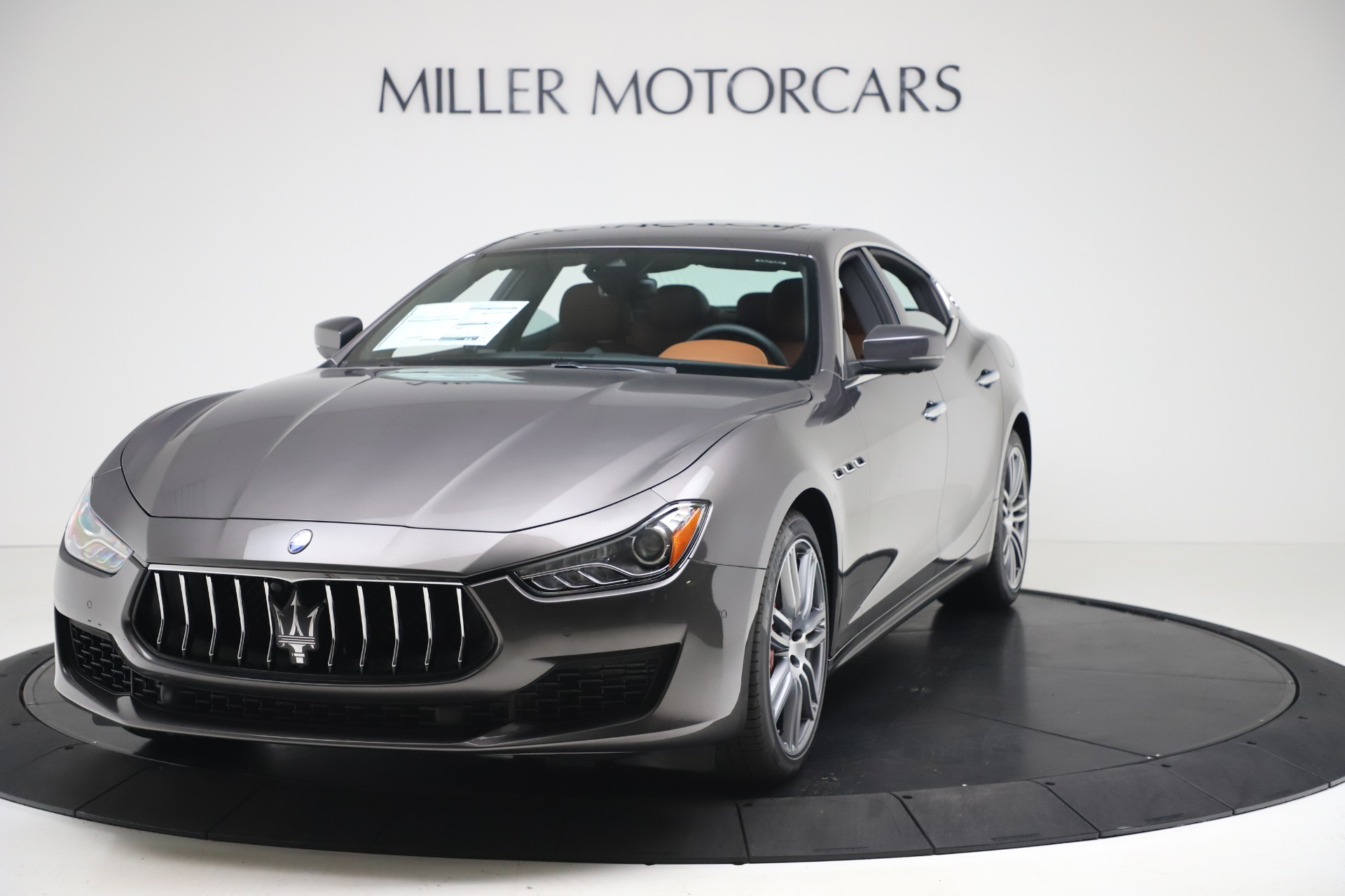 New 2020 Maserati Ghibli S Q4 for sale $87,285 at Pagani of Greenwich in Greenwich CT 06830 1