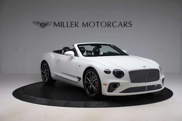New 2020 Bentley Continental GT V8 First Edition for sale $281,365 at Pagani of Greenwich in Greenwich CT 06830 10