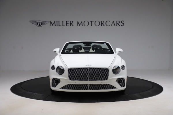 New 2020 Bentley Continental GTC V8 First Edition for sale $281,365 at Pagani of Greenwich in Greenwich CT 06830 11