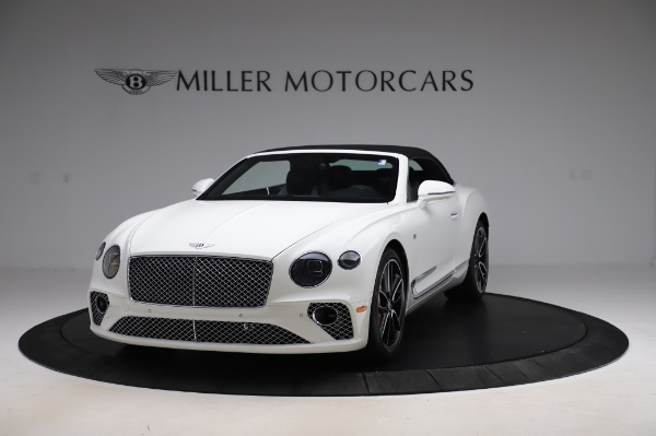 New 2020 Bentley Continental GTC V8 First Edition for sale $281,365 at Pagani of Greenwich in Greenwich CT 06830 12