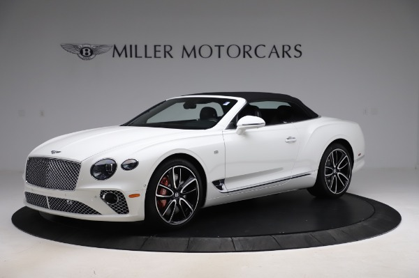 New 2020 Bentley Continental GTC V8 First Edition for sale $281,365 at Pagani of Greenwich in Greenwich CT 06830 13