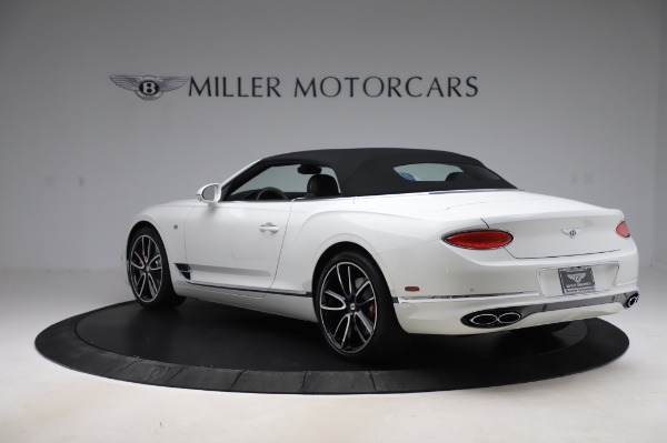 New 2020 Bentley Continental GT V8 First Edition for sale $281,365 at Pagani of Greenwich in Greenwich CT 06830 16