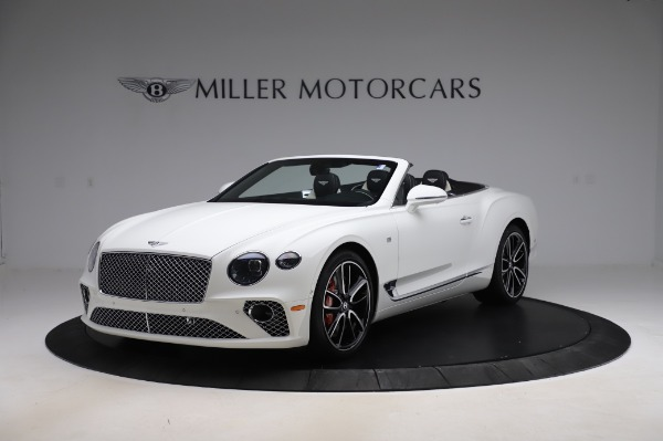 New 2020 Bentley Continental GTC V8 First Edition for sale $281,365 at Pagani of Greenwich in Greenwich CT 06830 2